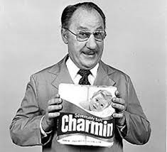 Don't squeeze the Charmin!